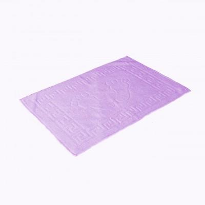 Koupelnová předložka FROTÉ 50x70 tmavě fialová