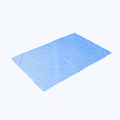 Koupelnová předložka FROTÉ 50x70 modrá
