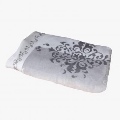 Osuška bavlna froté EMILY 70x140 šedá