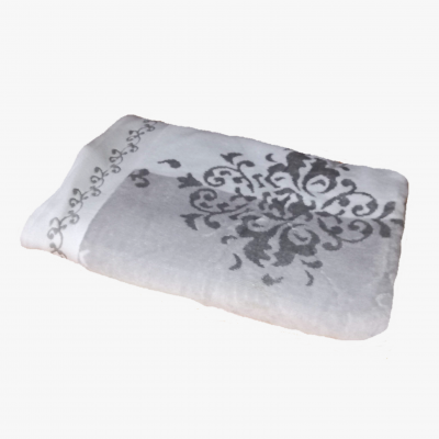 Ručník bavlna froté EMILY 50x90 šedý