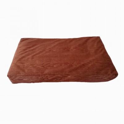 Matrace pro psa hranatá 75x45 DŘEVO zip