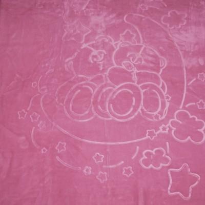 Deka ŠPANĚLSKÁ dětská růžová DÁRKOVÉ BALENÍ