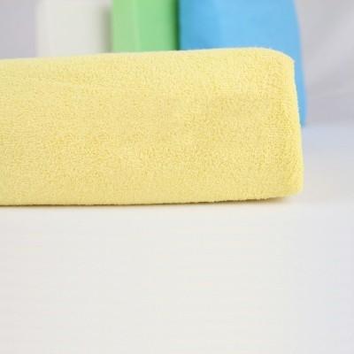 Prostěradlo FROTÉ 70x140 dětské zářivě žlutá