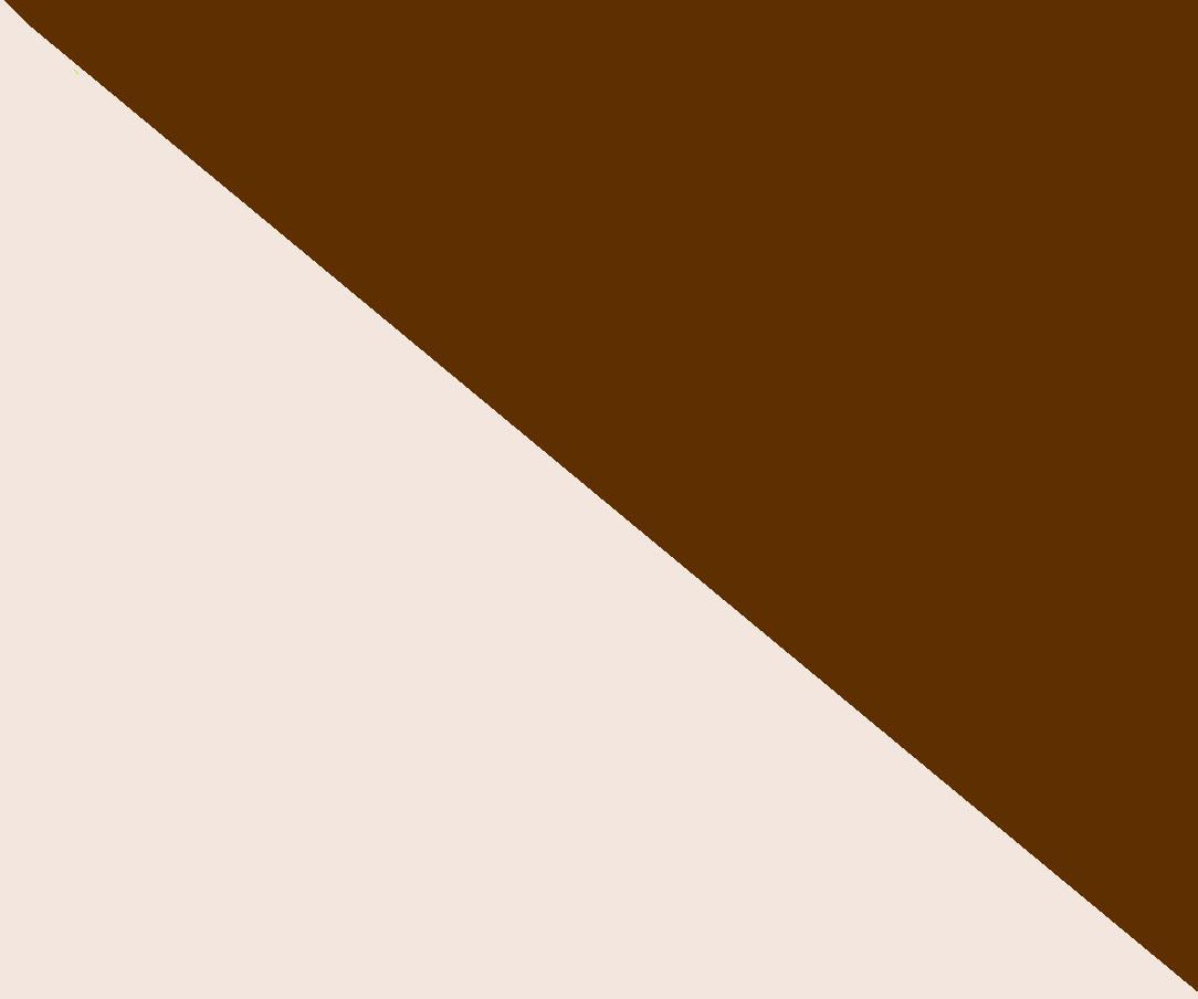 Krémová / hnědá