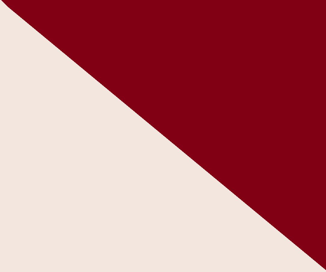 Krémová / vínová